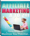 Affiliate Marketing A to Z - PDF eBook Book Free Download
