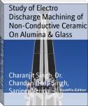 Study of Electro Discharge Machining of Non-Conductive Ceramic On Alumina & Glass