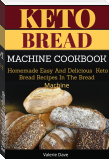 Keto Bread Machine