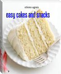 easy cakes and snacks