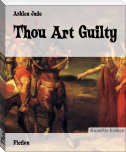 Thou Art Guilty