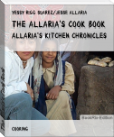 The Allaria's Cook Book