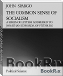THE COMMON SENSE OF SOCIALISM