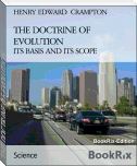 THE DOCTRINE OF EVOLUTION
