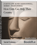 How Girls Can Help Their Country