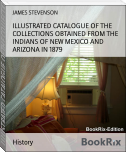 ILLUSTRATED CATALOGUE OF THE COLLECTIONS OBTAINED FROM THE INDIANS OF NEW MEXICO AND ARIZONA IN 1879