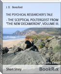 THE PSYCHICAL RESEARCHER'S TALE