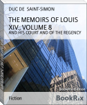 THE MEMOIRS OF LOUIS XIV., VOLUME 8