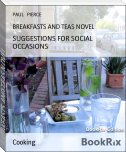 BREAKFASTS AND TEAS NOVEL