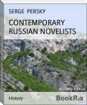 CONTEMPORARY RUSSIAN NOVELISTS