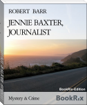JENNIE BAXTER, JOURNALIST