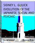 EVOLUTION OF THE JAPANESE, SOCIAL AND PSYCHIC