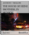 THE HOUSE OF HEINE BROTHERS, IN MUNICH