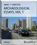 ARCHAEOLOGICAL ESSAYS, VOL. 1