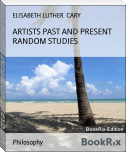 ARTISTS PAST AND PRESENT RANDOM STUDIES