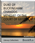 MEMOIRS OF THE COURT OF GEORGE IV