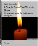 A Simple Flame That Wants to Shine