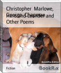 Hero and Leander and Other Poems