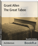 The Great Taboo
