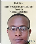 Right to Securities Investment in Tanzania