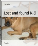 Lost and found K-9