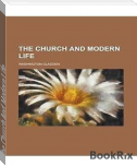 The Church And Modern Life