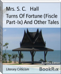 Turns Of Fortune (Fiscle Part-Ix) And Other Tales