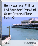 Red Saunders' Pets And Other Critters (Fiscle Part-IX)