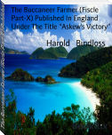 "The Buccaneer Farmer (Fiscle Part-X) Published In England Under The Title ""Askew's Victory"""
