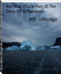 Ben Blair (Fiscle Part-X) The  Story Of  A Plainsman