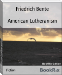 American Lutheranism