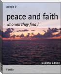 peace and faith