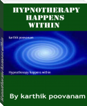 Hypnotherapy happens within