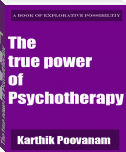 The true power of Psychotherapy