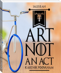 Sales in an art not an act