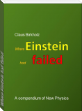 Where Einstein had failed