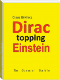 Dirac topping Einstein