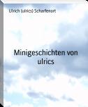 Cover Minigeschichten von ulrics