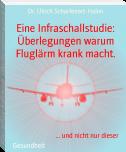 Cover Eine Infraschallstudie: Überlegungen warum Fluglärm krank macht