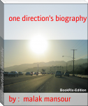 one direction's biography