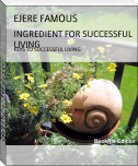 INGREDIENT FOR SUCCESSFUL LIVING