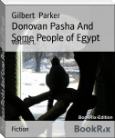 Donovan Pasha And Some People of Egypt