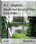 Death and Burial of Poor Cock Robin