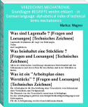 VERZEICHNIS MECHATRONIK: Grundlagen-BEGRIFFE werden erklaert  - in German language: alphabetical index of technical terms mechatronics