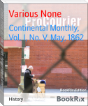 Continental Monthly, Vol. I, No. V, May, 1862