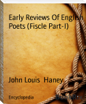 Early Reviews Of English Poets (Fiscle Part-I)