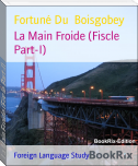 La Main Froide (Fiscle Part-I)