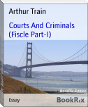 Courts And Criminals (Fiscle Part-I)