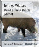 Dry-Farming (fiscle part-I)