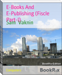 E-Books And E-Publishing (Fiscle Part-I)